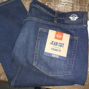 Dockers Straight Fit Jean Cut 40 x 32